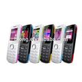 T176 1.8 pulgadas de tamaño muy pequeño de los teléfonos móviles de la marca de los teléfonos celulares