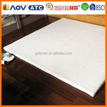 más popular de venta al por mayor linsen colchón de plástico cubre colchón