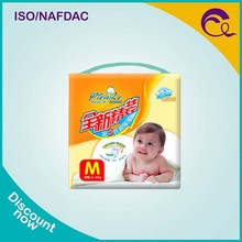 Colored Disposable Sleepy Baby Adult diaper with ISO Certification