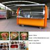 Multi-function Cheap Crepe vending mobile food cart