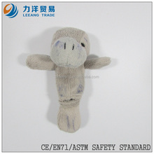 Plush sea animals finger puppets, Customised toys,CE/ASTM safety stardard
