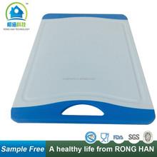 antibacterial non slip plastic cutting board butcher block cutting