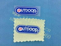 wholesale rubber heat transfer label for turkish clothes