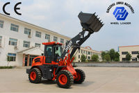 JINHUI wheel loarder 20 with 2T rated load