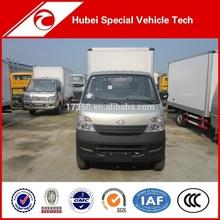 High Quality Changan car food truck refrigerator van