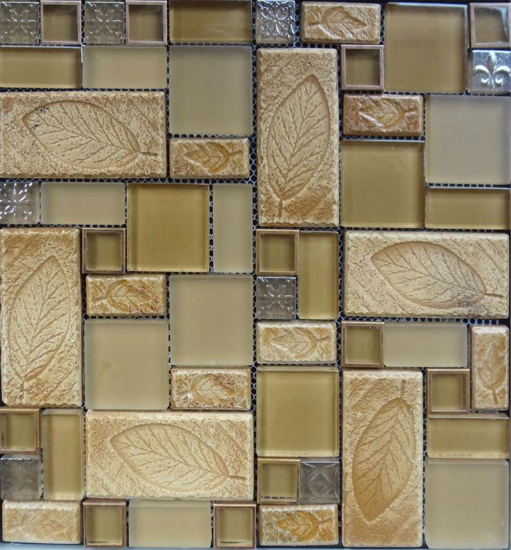 2015 New Arrival Kitchen Backsplash Glass Mosaic Tiles - Buy Mosaic ...