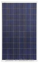 235W/240W/245W/250W/255W Poly solar panel/module China Manufacturer high efficiency for LED Street light, solar system