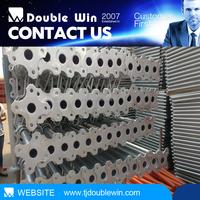 EN1065 Building Material Shoring Adjustable Steel Pole Support Post For Formwork
