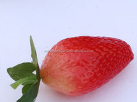 Artificial strawberry promotion gift/Big size artificial fruits strawberry decoration/new design artificial fruit strawberry