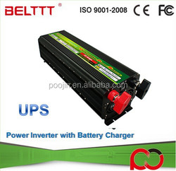 5KW Dry Battery for UPS Off Grid Single Output Type Power Inverter