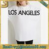T shirt design design wholesale manufacturer,White lady custom t shirt screen printing