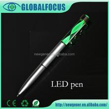 Promotional Multi-fuction pen with led light ball pen