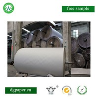 250gsm /300gsm pure wood pulp grey paper in rolls or sheets