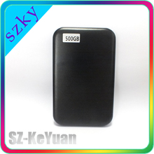 500GB External Portable Storage Hard Drive With Warranty PC/Laptop/TV :Music/Films