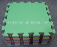 Foam Mat Floor Covering Non-toxic EVA Soft Sheet
