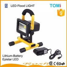basketball light 30W LED rechargeable Light Super bright Epistar and Lithium-Battery with SAA GS