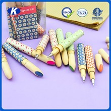 Creative floral lipstick ballpoint pen/gift pen brand/thumb ball pen