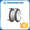Reduce misalignment ptfe coupling high pressure flexible bellow expansion joint