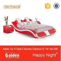 Bedroom furniture bed set with price