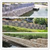 ASTM Standard Hot Dipped Galvanized Gabion Box Stone Cage Made By Zhuoda