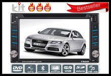 Daily specials 6.2inch car dvd 2din GPRS Nevigation