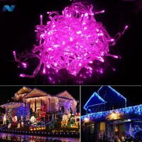 20M 200LED Bulbs Christmas Fairy Party String Lights Waterproof 220V EU