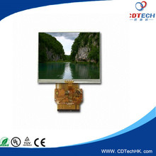Specialized portable 5.7 inch for medical service transparent lcd display