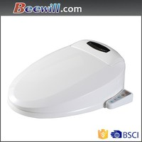 Self cleaning smart toilet seat, automatic bidet toilet