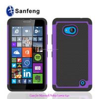 Manufacture Price Pc Silicon Gel Case For Nokia Lumia 640