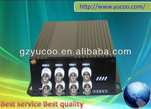 8Channel Video+1Channel Reverse Data SM FC 20km opitcal hdmi video multiplexer