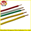 Copper conductor of flat wire for power supplying for household wiring usage bvvb cable