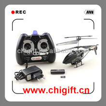 3CH Micro RC Helicopter with camera gyro