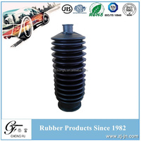 TS16949 manufacturer High Quality Flexible Round Molded Accordion Rubber Bellows