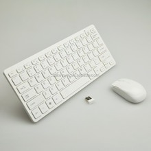manufacturer 2.4G mini wireless mouse and keyboard combo