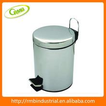 Cubo de basura con pedal