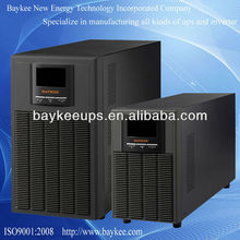 Baykee HS series 1000va with internal battery online high frequency ups 110v 220v