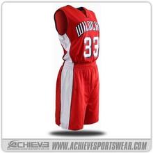 cheap custom basketball uniform/ best basketball jersey design