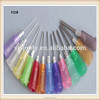 Flexible needle/PP needle/screw plastic tip
