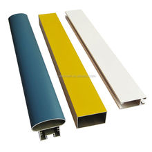 Constmart hot sale advertising board exterior aluminum facade panels mechanism for louvers