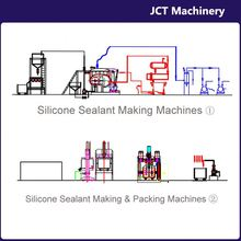 machine for making pre-338 high performance silicone sealant