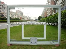 10mm Acrylic basketball backboard/acrylic board for basketball hoop