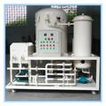 Kongneng avanzado profesional residuos de aceite del motor equipos de purificación