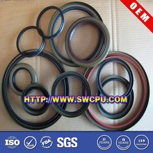 Large high pressure rubber mechanical seal for pump