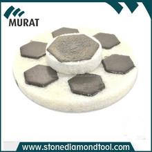 Restoration Buffing Diamond Sponge Polishing Pads