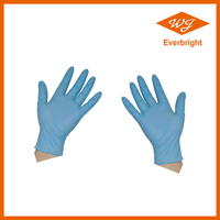 Hot sales!!!! Blue green black cleanroom nitrile gloves, nitrile gloves for cleaning dish washing