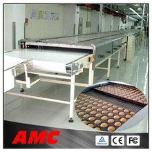 Biscuit/candy/bread Automatic Stainless steel cooling tunnel