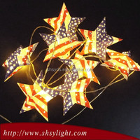 Worth Buying Fashion Design Led Christmas Heart Shaped String Lights
