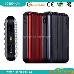 20000mah cell phone power bank for cellphone tablet and laptop with 4 LED light to indicate battery level
