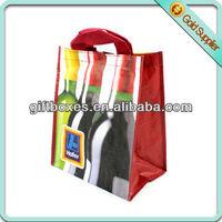 handmade plastic bag-shopping bag