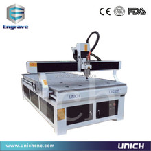 One time finish machine tool cnc 3d for wood LXG1225/cnc router /wood cnc router